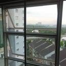 PVC Trunking Window Screen