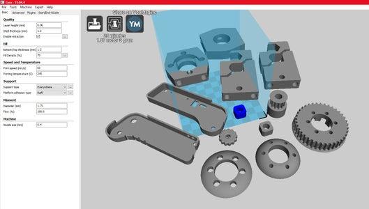 3D Printing Settings