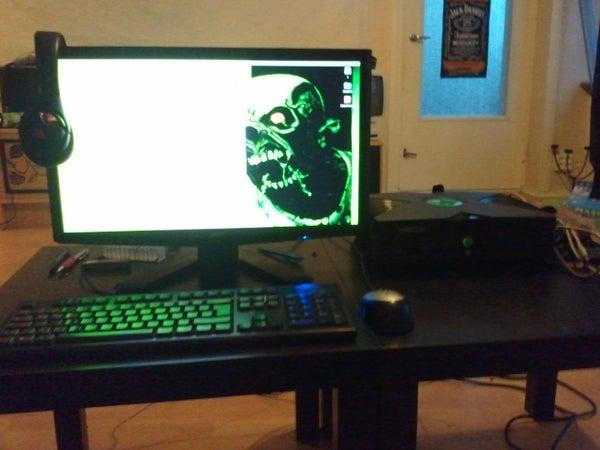 Xbox Hackintosh Casemod