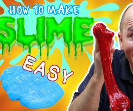Easy Slime Recipe  -  3种成分