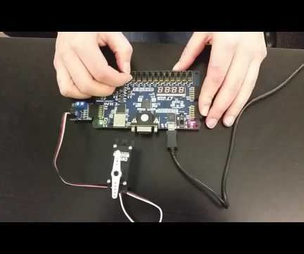 Controlling Servos on FPGA