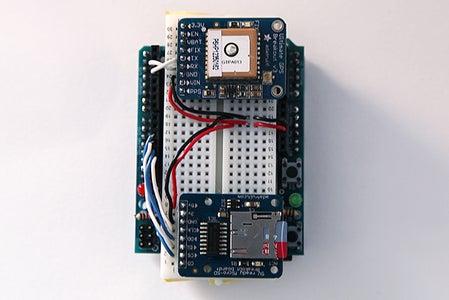 Set Up the MicroSD Breakout Board