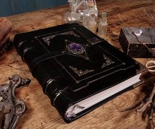 黑色魔术皮革GRIMOIRE  - 订货台教程
