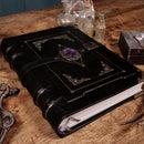 Black Magic Leather Grimoire - Bookbinding Tutorial