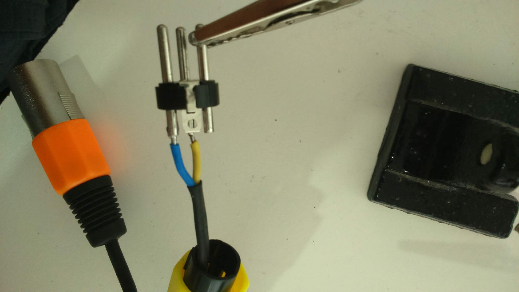 Soldering Connector and Cables