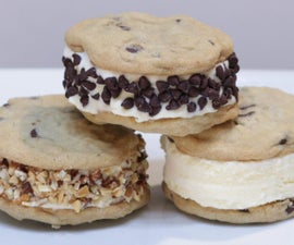 Chipwich | Chocolate Chip Cookie Ice Cream Sandwich