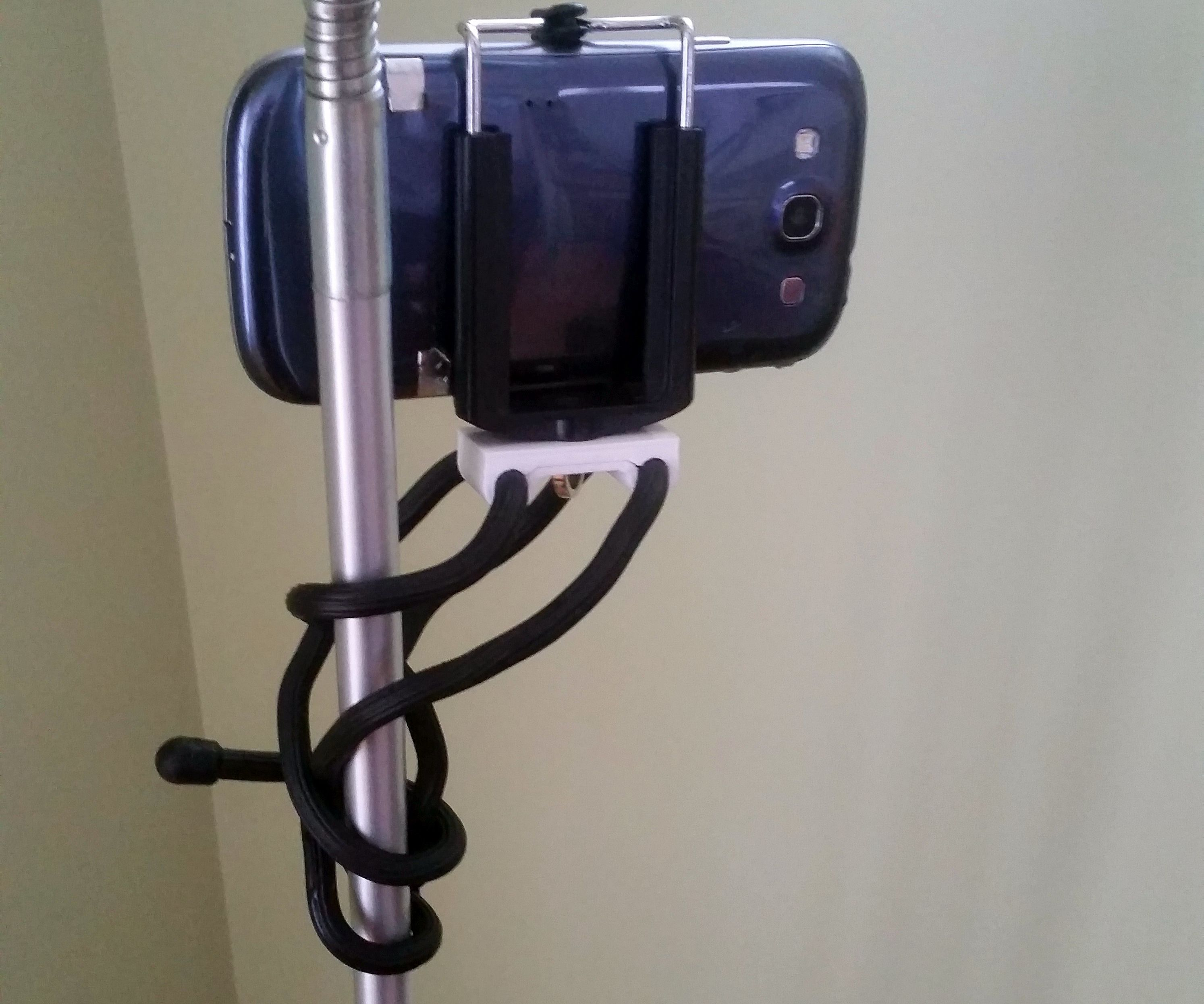Turn a Geartie into a Cheap Camera Mounting System