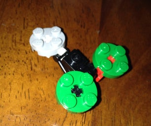 Lego Splinter Cell Tri-rotor