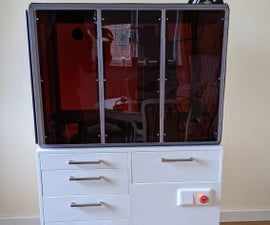 Base Cabinet for Snapmaker 2.0 A350