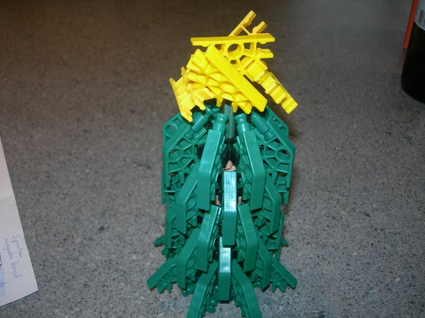 K'NEX Christmas Tree