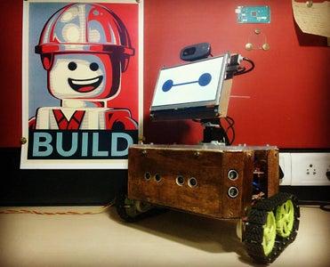 Tinku: a Personal Robot