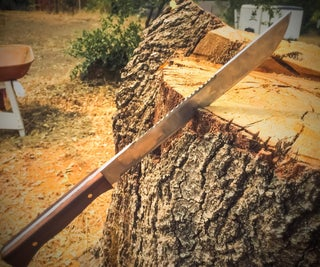 How to Make an M-1 Astronaut Survival Knife