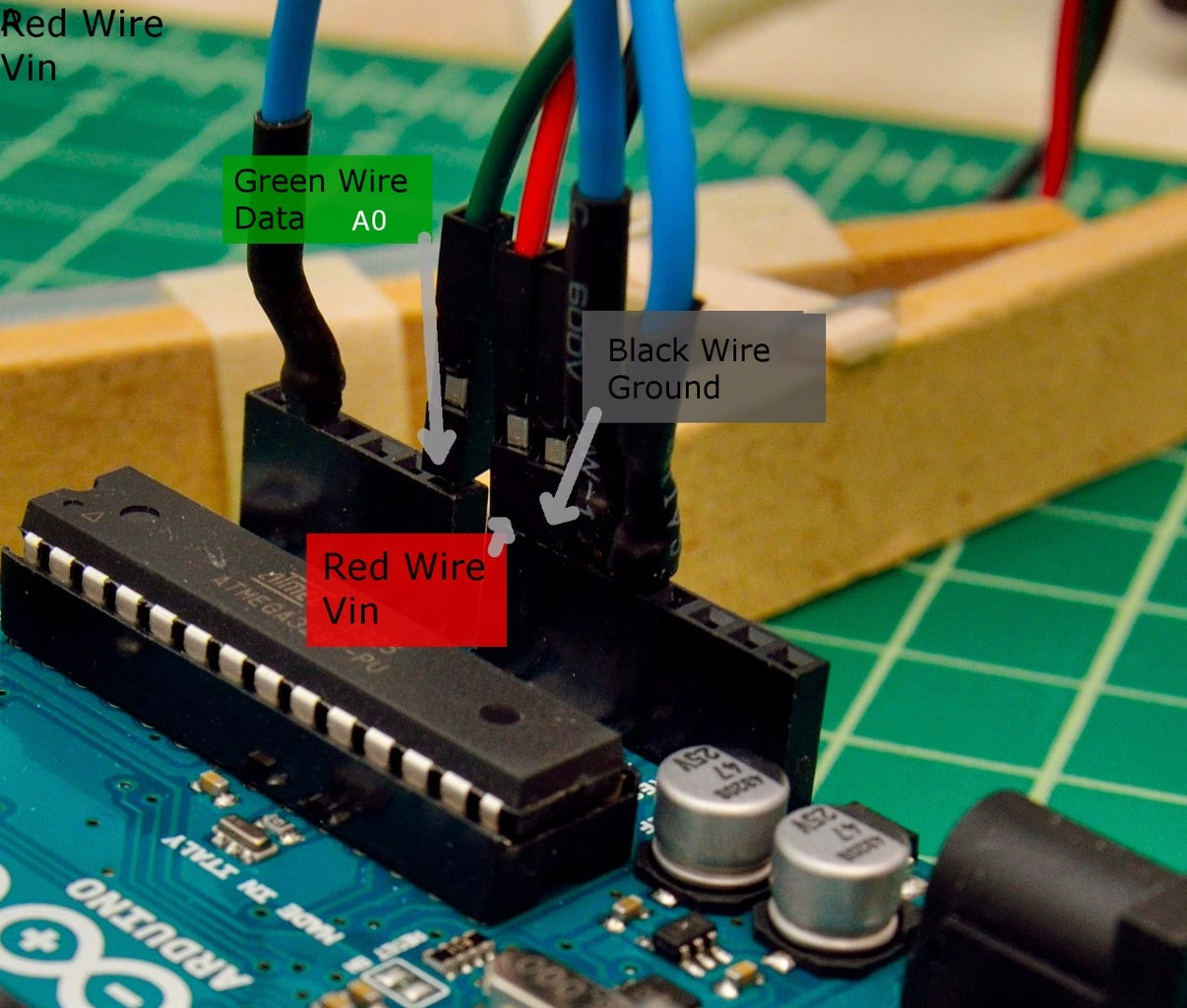 The LED Strip and Arduino