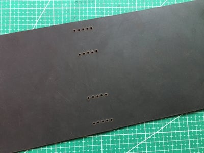 Make the Leather Cover