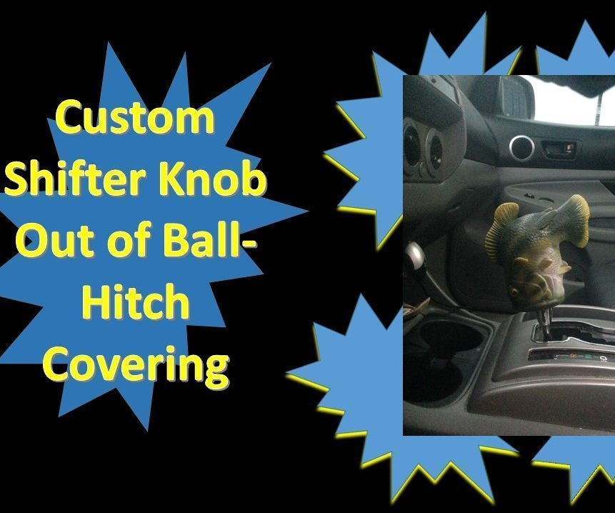 Quick Custom Shifter Knob for Vehicle