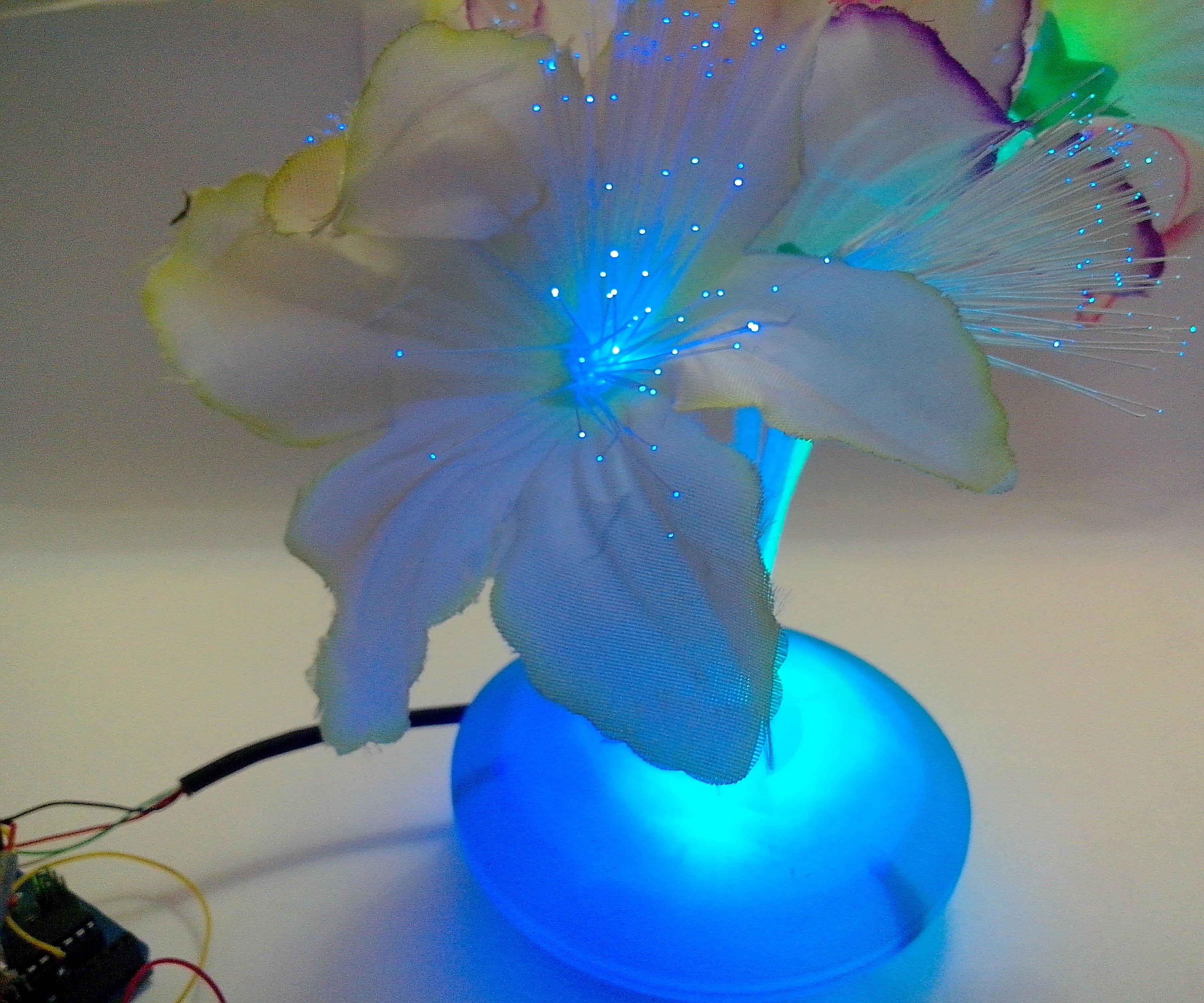 Arduino (optic fibre)