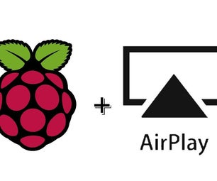 PiZero AirPlay Receiver