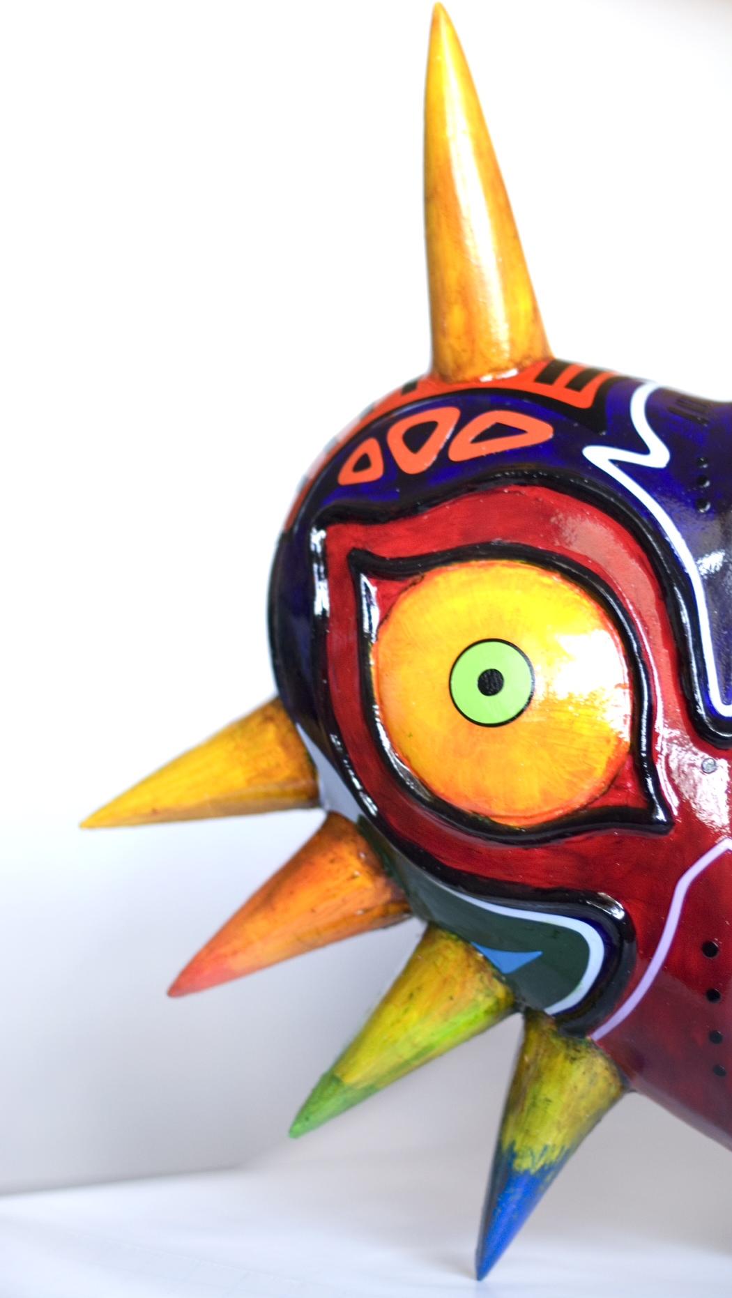 The Legend of Zelda: Majora's Mask Replica