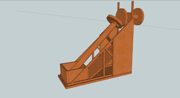 Displacing Water: Archimedes Screw Mk.IV
