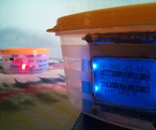 WIRELESS AUTOMATED WEATHER STATION USING ARDUINO