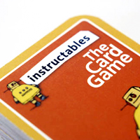 The Instructables Card Game