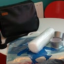 School bag/Man bag/Any old bag to Cool bag!