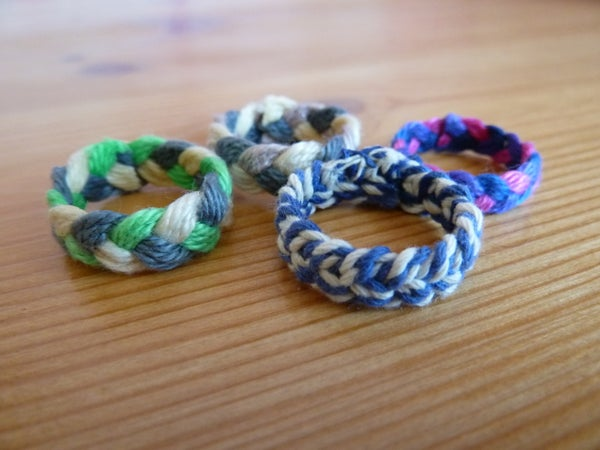 Braided Rings