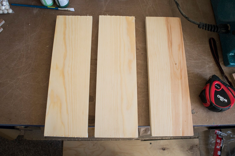 Make the Board Blank