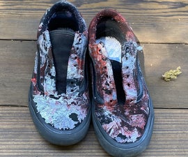 Hydro Dipping Shoes