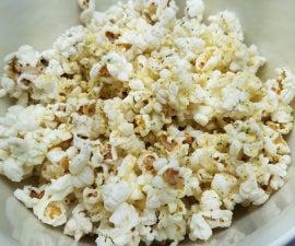 Paper Bag Popcorn