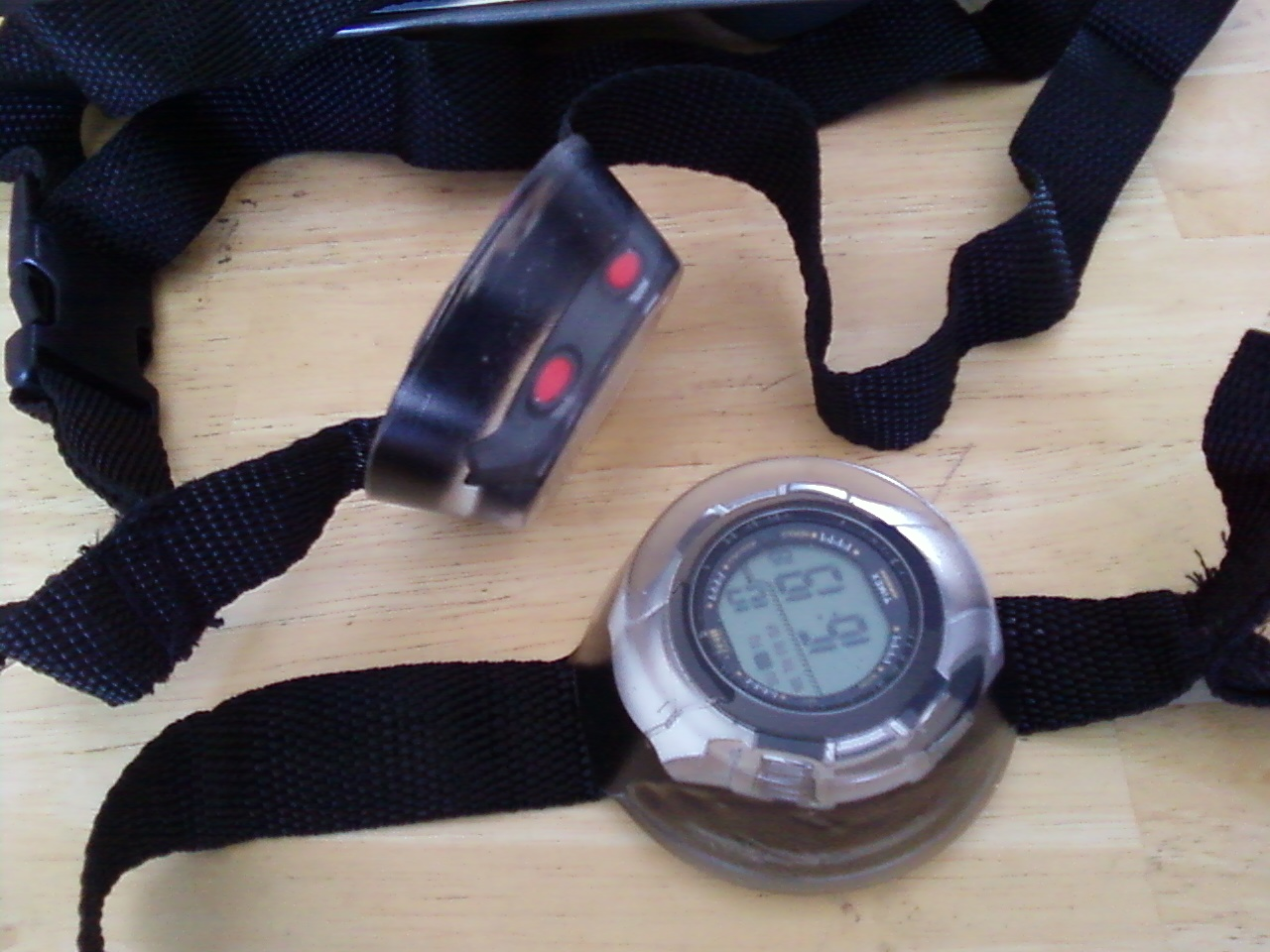 Convert a water-resistant sport watch into a dive watch