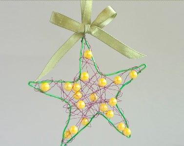 Christmas Wire Toy