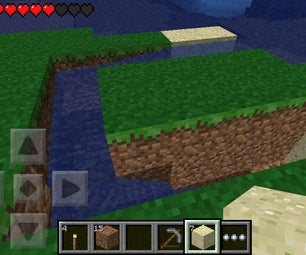 How to Make a Minecraft Water Slide