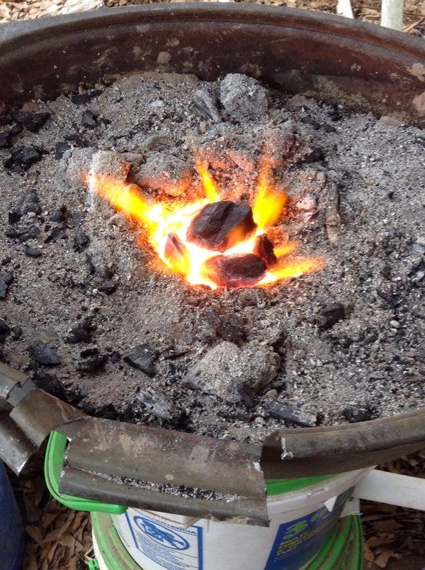 Easy Blacksmiths Forge