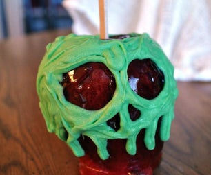 Poisoned Candied Apples