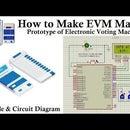 How to Make EVM Machine   इलेक्ट्रॉनिक वोटिंग मशीन (EVM) कैसे बनाये