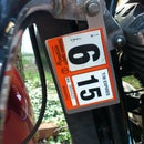Motorcycle Inspection Plate
