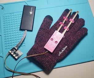 A Smart Glove Computer Mouse