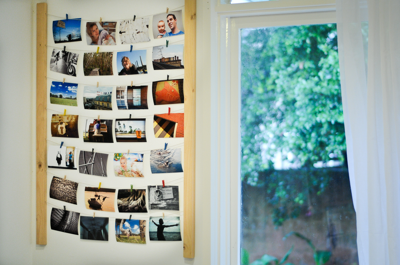 The Photoline - an easy way to display your photos