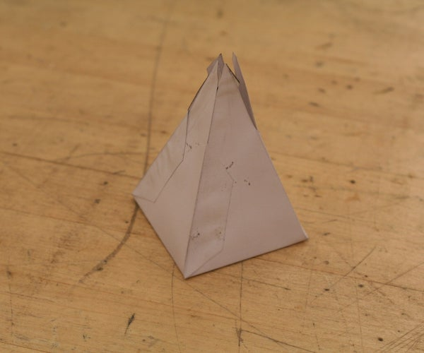 Perfect Paper Pyramid: More Practice With Project Layout.
