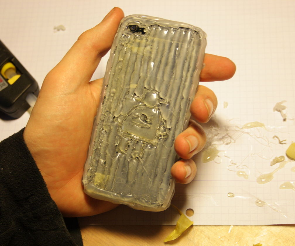 Glue Cover