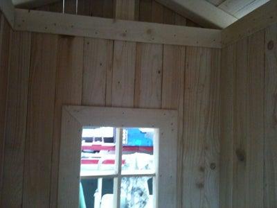 Building Framework + Windows