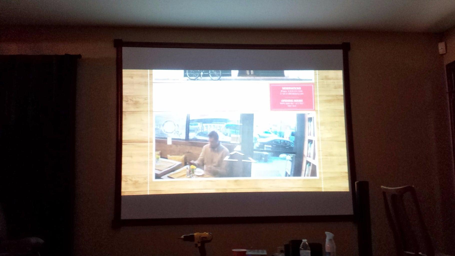 Building a Screen