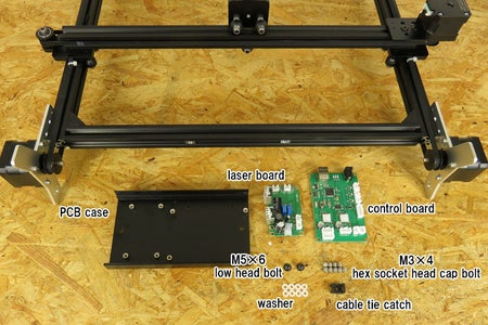 Mounting of Boards