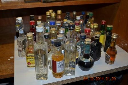 Removing Liquor Bottles