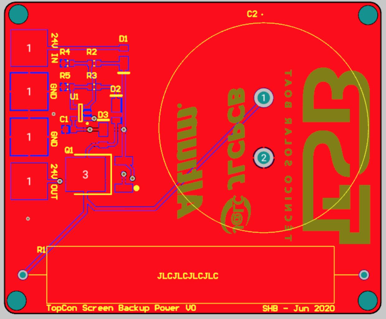 Designing the PCB