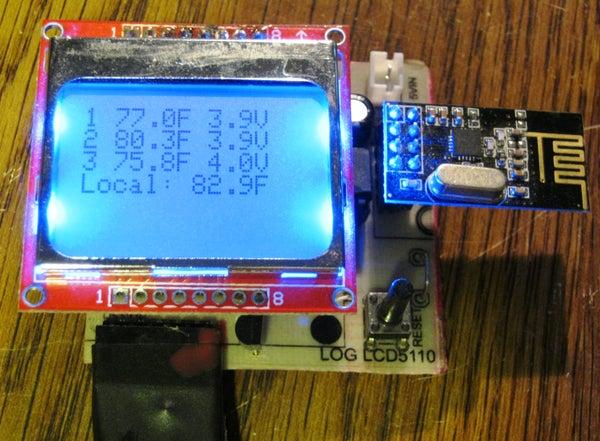 LOG Wireless Temperature Monitoring