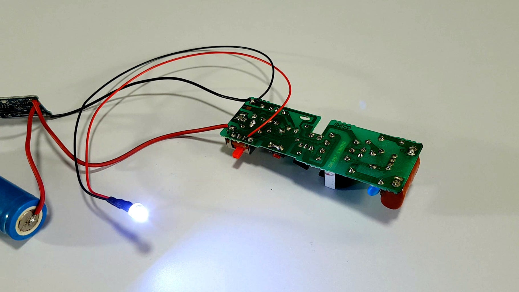 Modify the Circuit Board