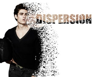 Dispersion Effect | GIMP | Photoshop Alternative