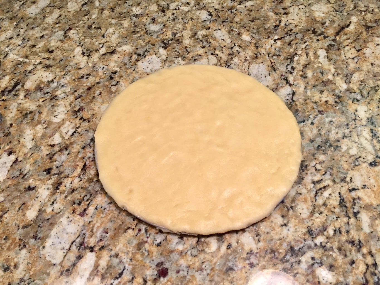 Make the Cookie Crust